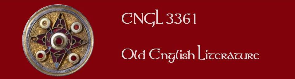 ENGL 3361 Old English Literature