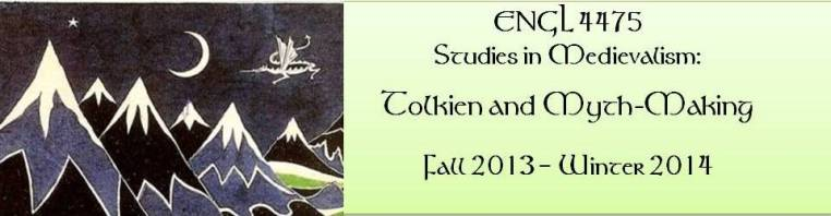 ENGL 4475 Studies in Medievalism