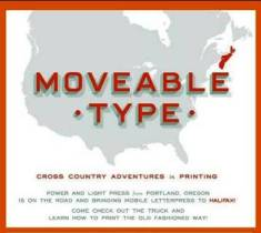 Moveable Type poster