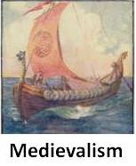 Research on medievalism. Click for more info.