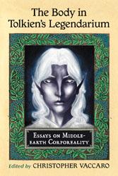 The Body in Tolkien's Legendarium cover image