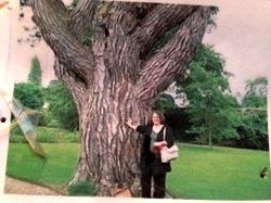 On a trip to Oxford Botanic Garden