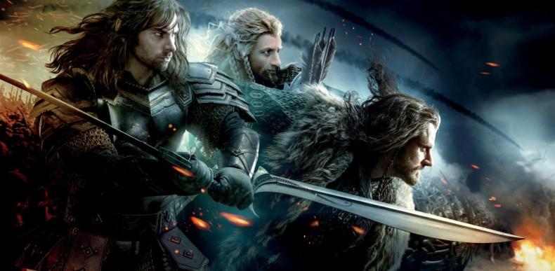 Thorin Fili Kili banner