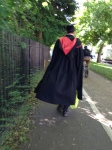 Academic attire in Oxford
