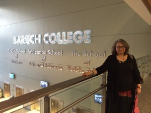 at the New York Tolkien Conference, Baruch College
