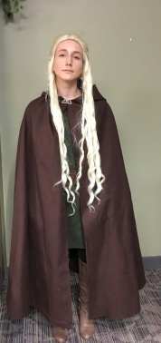 ENGL 4475 cosplay Gavin Rollins