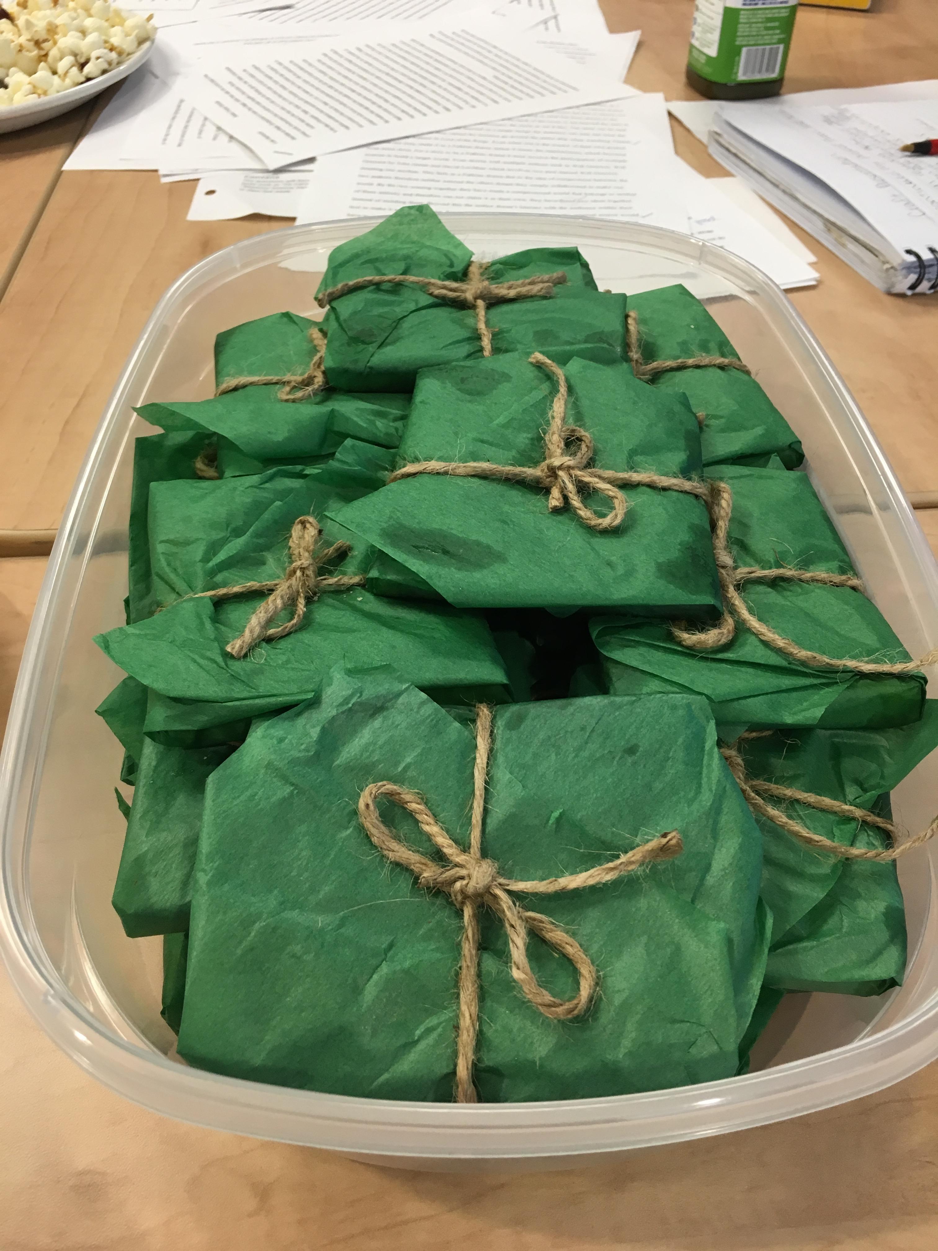 ENGL 4475 gift of lembas