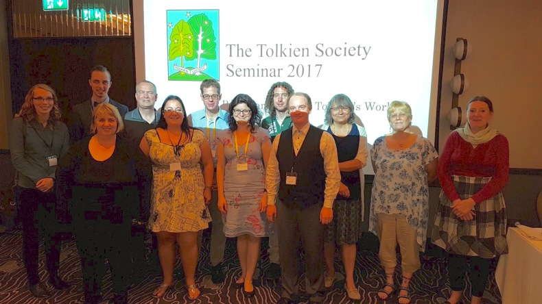 Tolkien Society Seminar 2017 speakers
